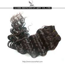 ZSY 2014 hot sale high quality number 2 hair color weave