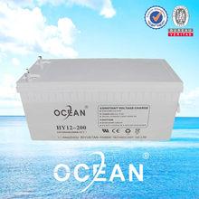 280ah 12v solar battery the Ocean brand Gel batterie for solar system