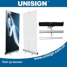 UNISIGN best selling aluminium pull up banner