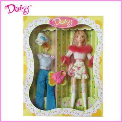 11 inch plastic fashion decoration dolls