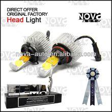 skoda octavia led headlight
