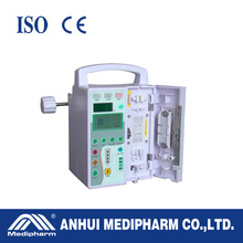Supplier of CE Standard Cheap Medical Multi-functional Infusion Pump with Drug library