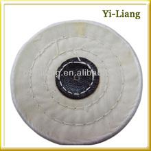Mobile phone shell row cotton polish wheel