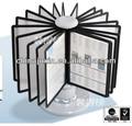 Menú soporte de libro - escritorio, China de la pantalla bastidores venta