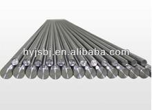 ASTM B348 ISO9001 gr5 titanium bar/rod