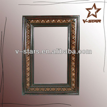 Popular vintage style handmade decorated mirrors