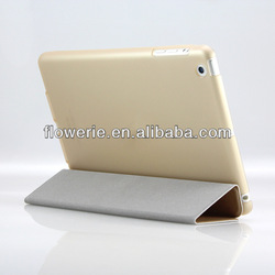FL3328 2014 high quality sleep wake up function leather case for ipad mini 2