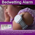 Ventas al por mayor inalámbrica de alarma orinarse en la cama con dulce de sonido y la vibración( diseñado por los estados unidos)