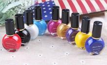 26 colors hot sale Cheap nail art stamping polish