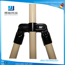 Metal pipe clamp joints use for workshop