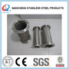plate flange welded stainless steel bellows hoses