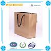 Hot Saling Fashional Brown Paper with Beautiful Irregular Polka Dots Design Gift/Shopping Packaging Bag