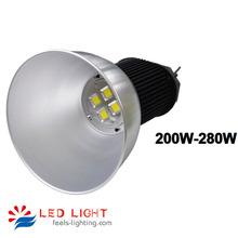 white 200w led high bay light bulb