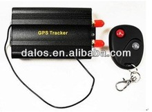 easy to install vehicle gps tracker tk103 gps tracker design for truck fleet management and fuel detection!