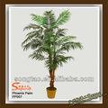 Artificial palmeira phoenix para decoração, artesanato com folhas de palmeira