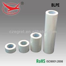 clear transparent film protect pe tape