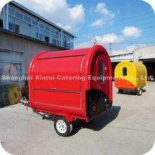2014 Best-Selling Mobile Whole Roast Pig Moroccan Mint Tea Wafer Food Kiosk Trailer XR-FC220 B