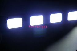 Super bright Car COB 4 LED Technology DRL Warning Light Led Decorative Lamps,12v drl led daylight