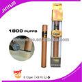 Pequenas e e- cigarro novo tipo de cigarro e descartáveis- charuto 1800 puffs
