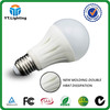 2014 Ceramic 8W Super Bright LED Residential Bulb Lamp E27 B22 Cool White