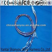 Custom/OEM/R&D home appliance wiring loom for sunbeam 5 fin oil h