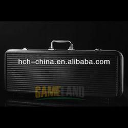500 PC ABS Material Poker Chip Case, Round Corner