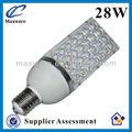 Innovación de la lámpara 28 W E40 llevó la iluminación del jardín pilar