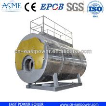 WNS Series 5 ton industrial diesel oil fired best steam boiler price