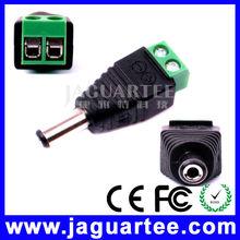 DC Power Female Jack Plug Adapter Connector Socket 2.1 x 5.5 mm