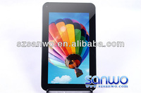 low price all winner A20 dual core 3g wifi 7 inch android sex tablet