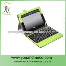 Ultra thin 360 degree keyboard case for ipad3