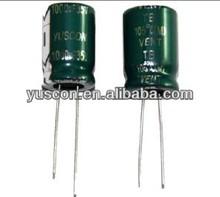 China Manufacturer Electrolytic Capacitor 2200uf