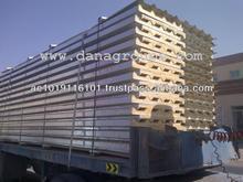 PU Foam Sandwich Panel,Fire Proof Sandwich Panel-Dana Steel manufacturer in QUWAIT