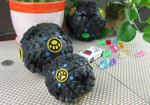 Free Shipping !!Pet Dog Voice Sound Ball Toy Feeding Food Ball