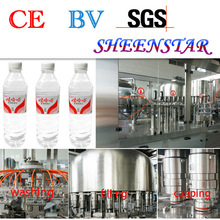 New mineral water plant machinery cost