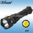 Rechargeable CREE Police Security LED Flashlight