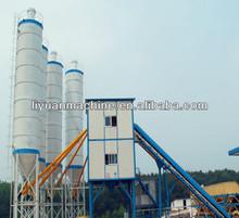 HZS40 precast concrete mixing plant