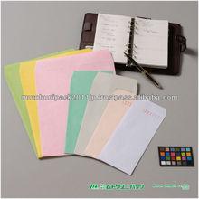 Recomendado alta qualidade carta envelope para impressão made in japan