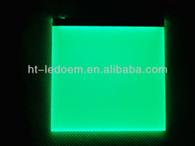 3v green led backlight panel/led panel light