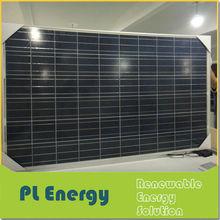 250w chinese cheap polycrystalline price per watt solar panels