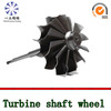 shaft kkk k16 turbine wheel