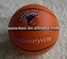 2014 promotion pu basketball ball