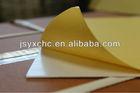 strong self adhesive pvc sheets photo paper album making