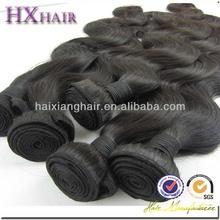 Factory Wholesale Unprocessed Hair/velvet remy hair weave
