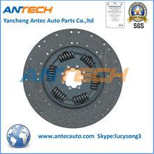 Valeo clutch cover and clutch disc