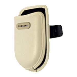 SAMSUNG WT17200000134 Samsung Universal Pearlized White Leather Case - Original OEM