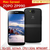 6 inch zopo 990 zp990 MTK6589T Quad core 1.5Ghz 3000mAh FHD yxtel mobile phone prices
