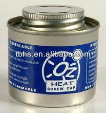 OZ Heat Screw Cap DEG Liquid Chafing Wick Fuel