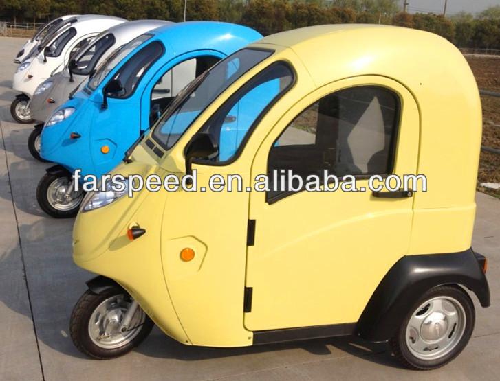 Wheels Electric Electric Three Wheel Car