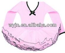 mini kids snake costume-simple fashion party wear girl tutu dress